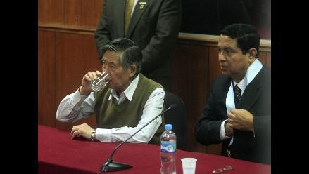Defensa de Alberto Fujimori anuncia que recurrirá a las Naciones Unidas