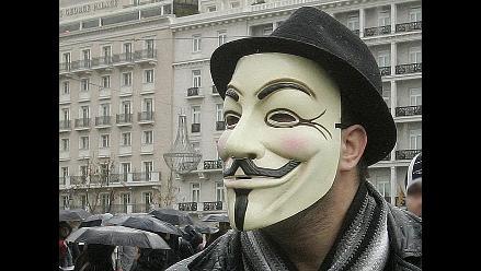 Anonymous ataca la web de la Policía de Toronto