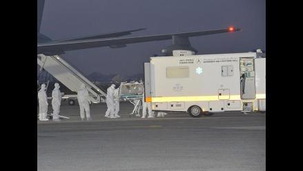 Francia: Empleado de Unicef infectado de ébola supera el mal