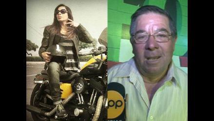 Efraín Aguilar: Tatiana Astengo deberá decidir si sigue en AFHS