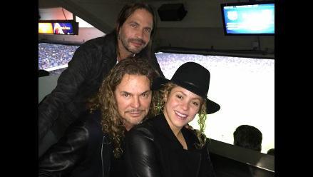 Shakira y Maná juntos en nueva producción musical