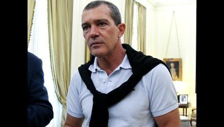 Antonio Banderas se prepara para convertirse en Picasso