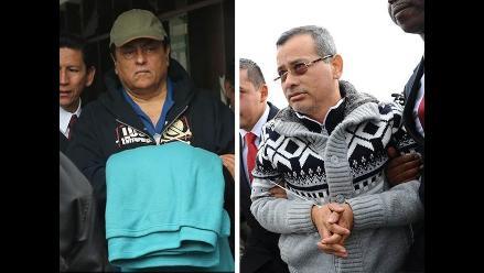 Jiménez y Orellana serían inhabilitados por Colegio de Abogados