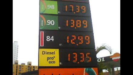 Investigación sobre concertación de precios de GNV culminará en 2015