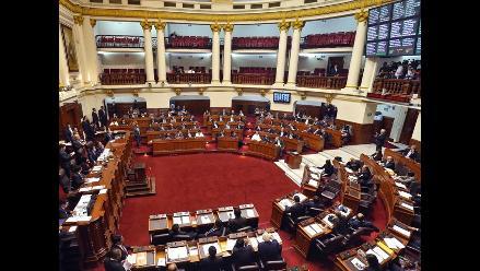 Congreso debate este miércoles cuarto paquete de medidas económicas