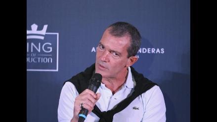 Antonio Banderas se suma a campaña por desaparecidos en México