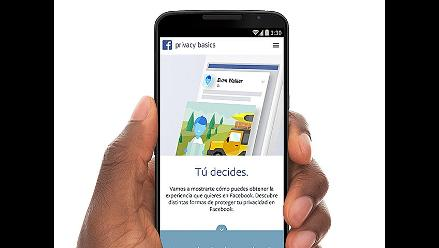 Facebook actualizará su política de privacidad a inicio del 2015