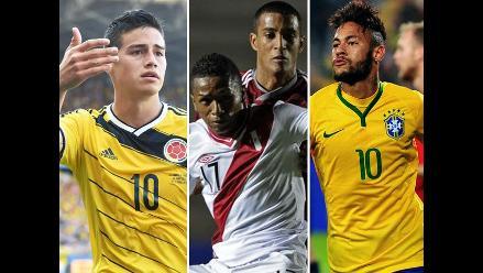Yordy Reyna: Va a ser una motivación enfrentar a James y Neymar