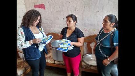 Chiclayo: Fiscalía inspecciona comités del Vaso de Leche
