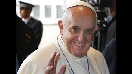 Papa Francisco se reencontró con vieja amiga en Estrasburgo