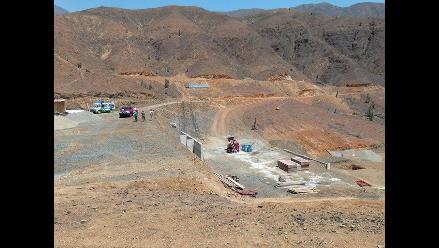 Trujillo: abren proceso sancionador contra planta minera de Simbal
