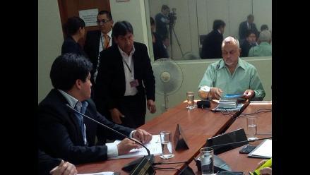 Comisión Orellana: Benedicto Jiménez pidió perdón a personas que atacó en Juez Justo