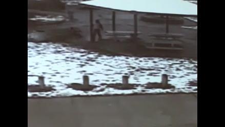 EEUU: Vídeo muestra cómo la policía mató a niño con arma de juguete