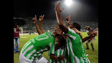 Copa Sudamericana: Atlético Nacional derrota a Sao Paulo y clasifica a la final