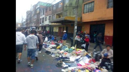 Arequipa: ambulantes no ocuparán calles durante fiestas de fin de año