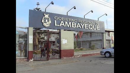 Lambayeque: se realizará simulacro de sismo en gobierno regional