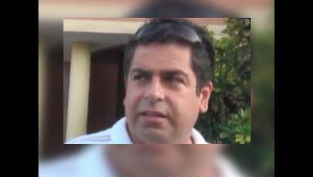 Fiscalía ordena levantar secreto bancario de Martín Belaunde