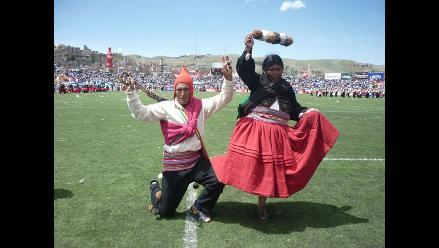 Puneños reciben con alegría declaratoria de la Fiesta de la Candelaria