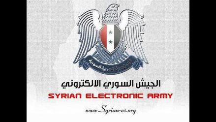 Hackers del Ejército Electrónico Sirio atacó sitios de noticias
