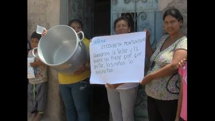 Chiclayo: pactan acuerdo para reanudar abastecimiento de leche