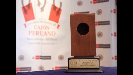 Cajón peruano: pedirán que sea Patrimonio Cultural de la Humanidad