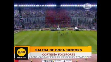 River Plate vs. Boca Juniors: Xeneises sufren recibimiento hostil
