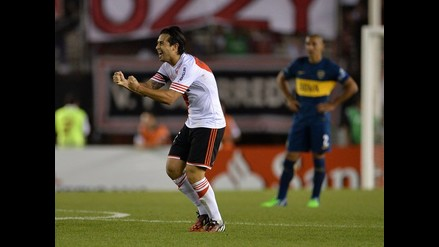 River Plate ganó 1-0 a Boca Juniors y pasó a la final de la Copa Sudamericana