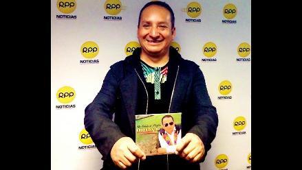Diosdado graba disco tributo al mayor exponente de la música huanca