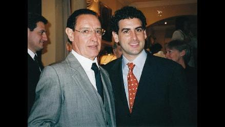 Padre de Juan Diego Flórez en Homenaje al Perú II