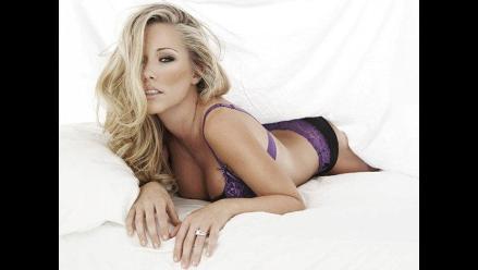 Exconejita Playboy: ´Para acostarme con Hugh tenía que estar borracha´