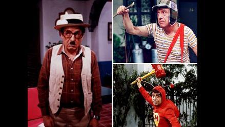 Recuerda todos los personajes de Roberto Gómez Bolaños