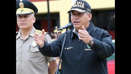Daniel Urresti anuncia ofensiva contra mafias en construcción civil