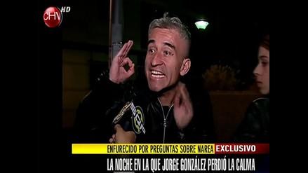 Ex vocalista de Los Prisioneros se enfureció con reportera