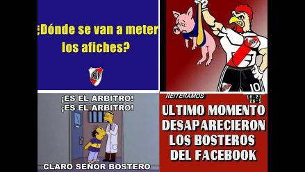 Los memes tras triunfo de River Plate sobre Boca Juniors por Copa Sudamericana