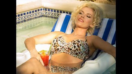 Anna Nicole Smith la conejita Playboy más polémica de la historia