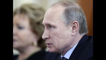 Putin: El precio del crudo se estabilizará a mediados de 2015