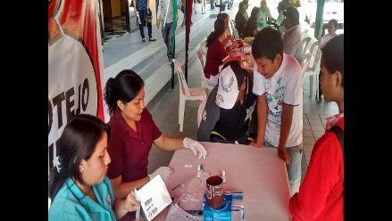 Piura: reportan 27 casos de gestantes con VIH en Piura