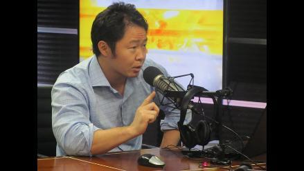 Kenji Fujimori: Indulto a mi padre no es un tema de negociación