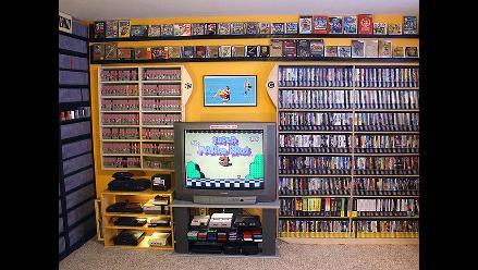 Colección de videojuegos más grande del mundo nuevamente a la venta