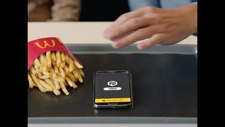McDonalds lanza una aplicación para detectar ladrones de papas