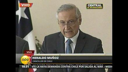 Chile acusa a Bolivia de