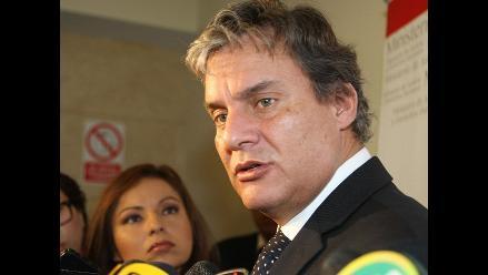 Figallo: Renuncia de Salas está relacionada a proyectos personales