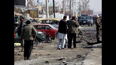Afganistán: 9 Muertos y 22 heridos en un ataque suicida en un funeral