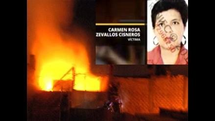 Barranco: Profesora muere en incendio provocado por una vela encendida