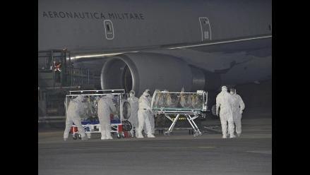 Salud del médico italiano infectado de ébola empeora