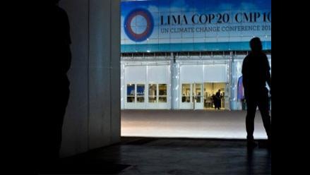 COP 20: activistas realizan vigilia por víctimas del cambio climático