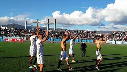 UTC de Cajamarca sigue siendo de primera