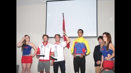 Peruano Jean Paul de Trazegnies es campeón sudamericano de Vela 2014