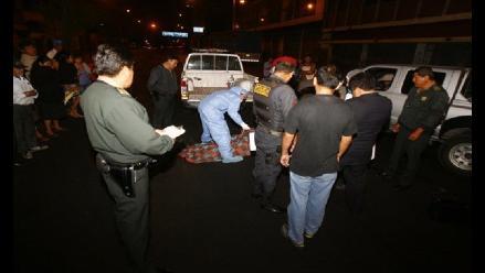 Mujer de 65 años muere atropellada en autopista Chiclayo-Pimentel