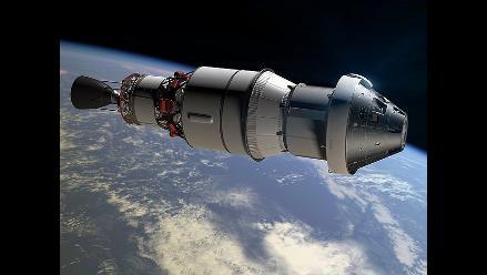 NASA lista para probar nave que llevará humanos a Marte
